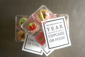 Cute back to school cupcakes