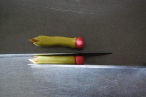 straight pencil cupcake